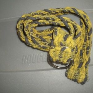 Accessories - 34 inch and under Cute Rope belt